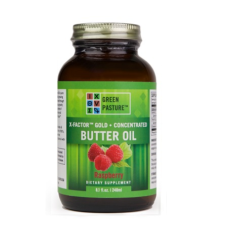 Concentrated Butter Oil Raspberry1