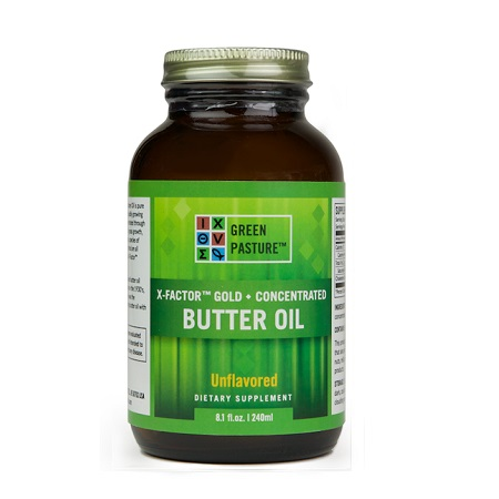 Concentrated Butter Oil Unflavored1
