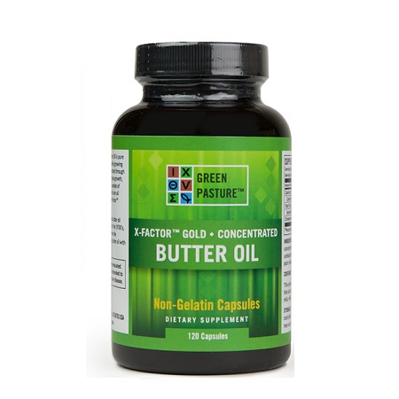 Concentrated Butter Oil capsules1